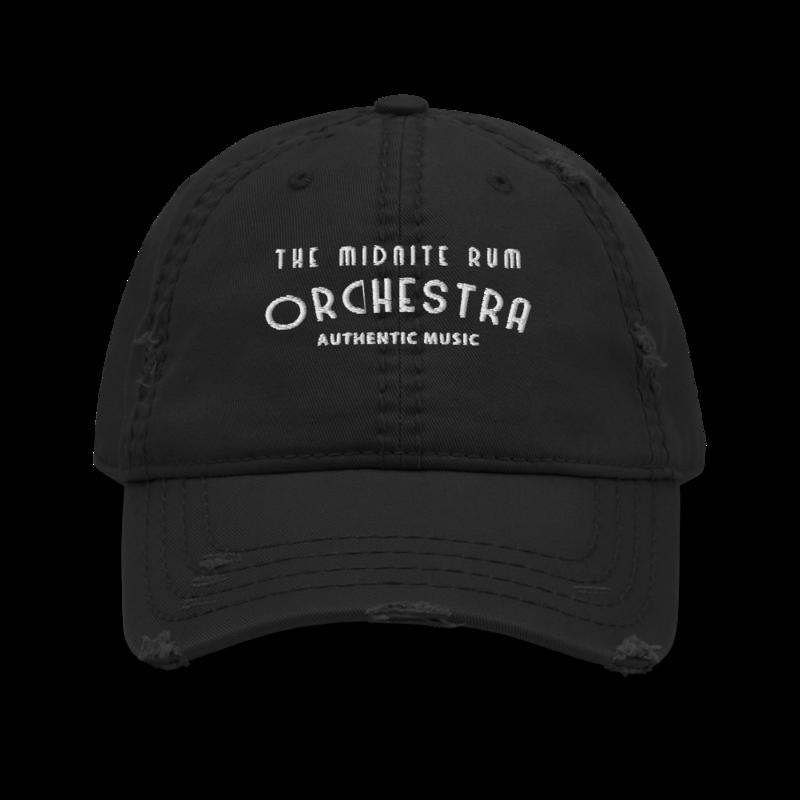 MRO Distressed Dad Hat