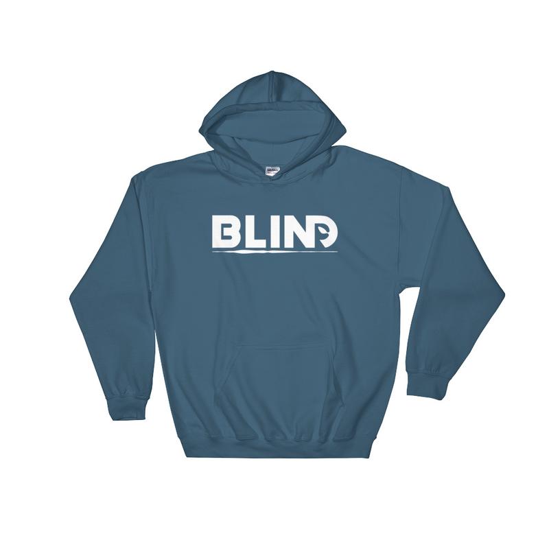 bLiNd Hooded Sweatshirt (Colors)