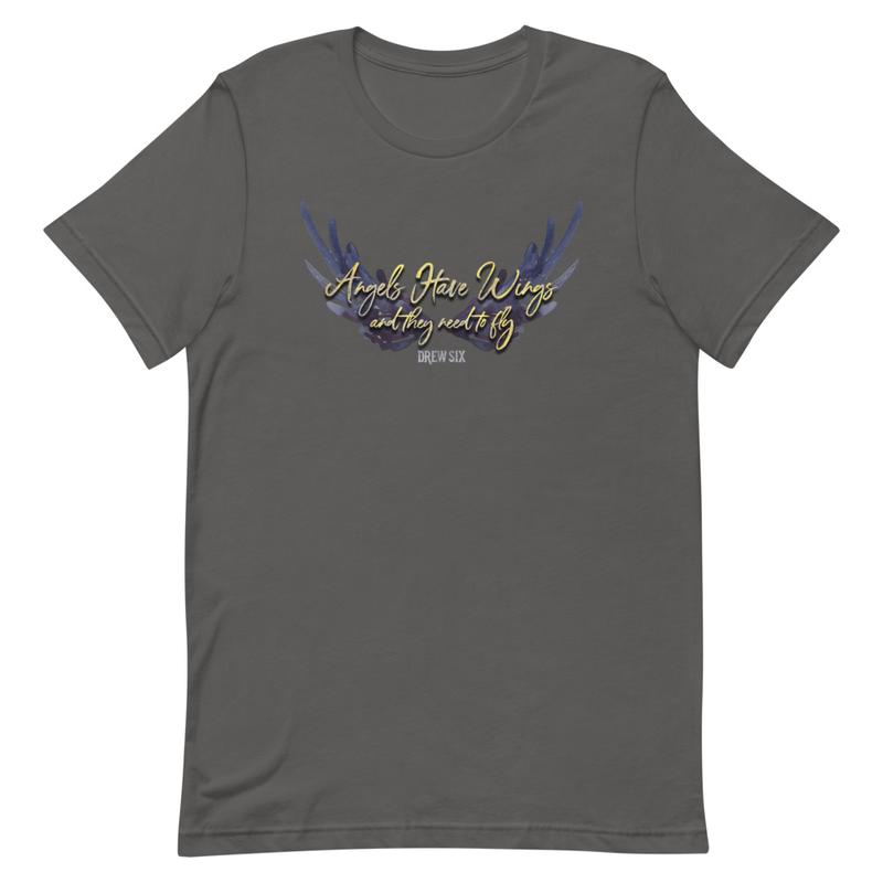 Angels Have Wings Unisex Tee