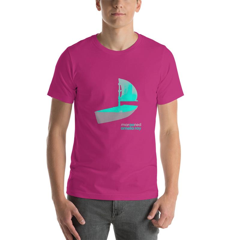 """""""Marooned"""" Short-Sleeve Unisex T-Shirt"""