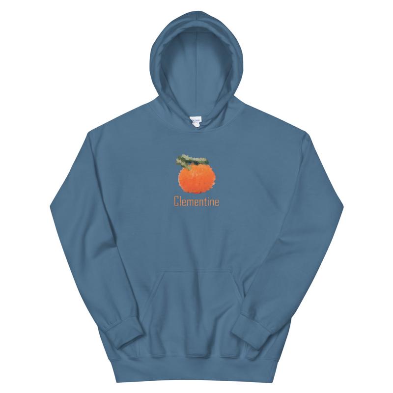 Clementine Logo - Hoodie