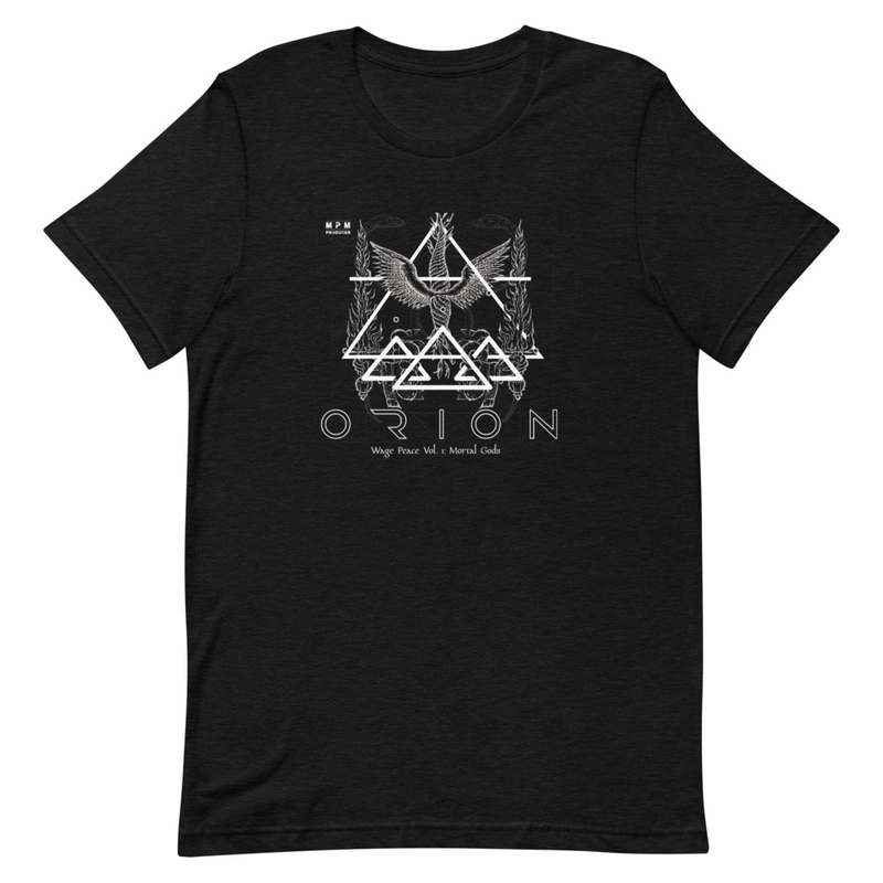 Origins Of Orion Wage Peace Vol. 1: Mortal Gods Premium Short-Sleeve Unisex T-Shirt