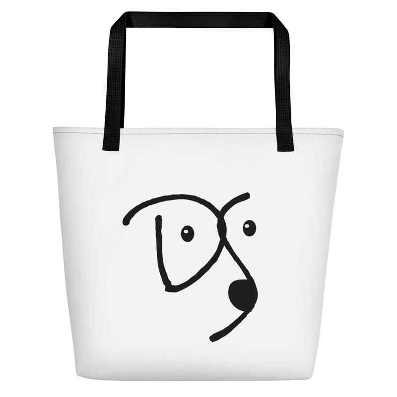 Dogue Shop Beach Bag