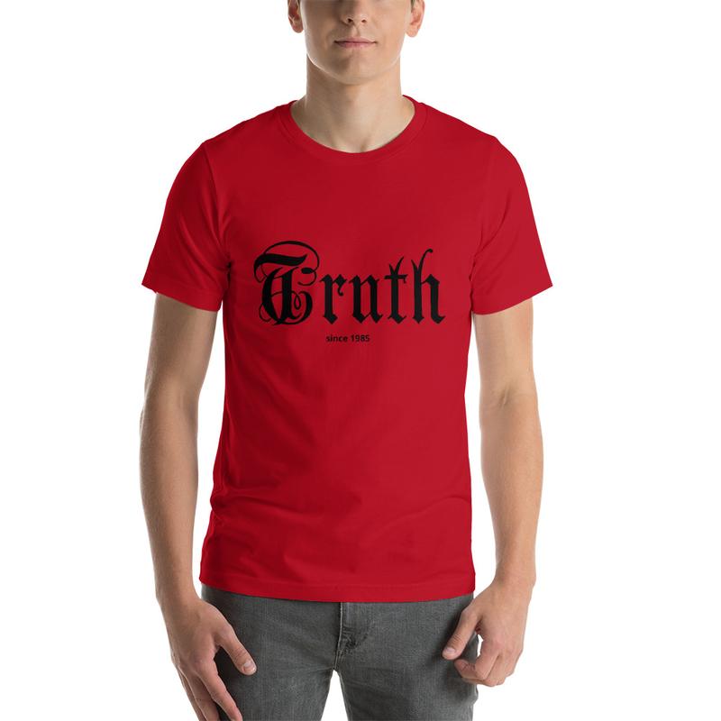 Truth Music Lofi Hip Hop Vibes T-Shirt, 1985