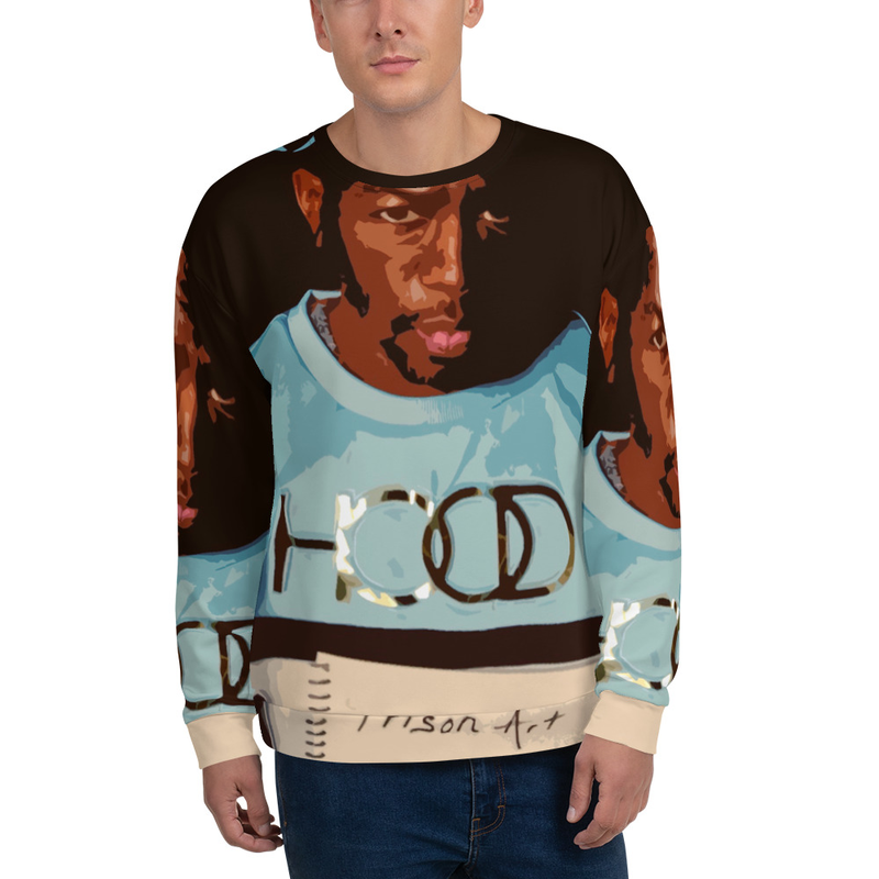 Prison Art Unisex Sweatshirt