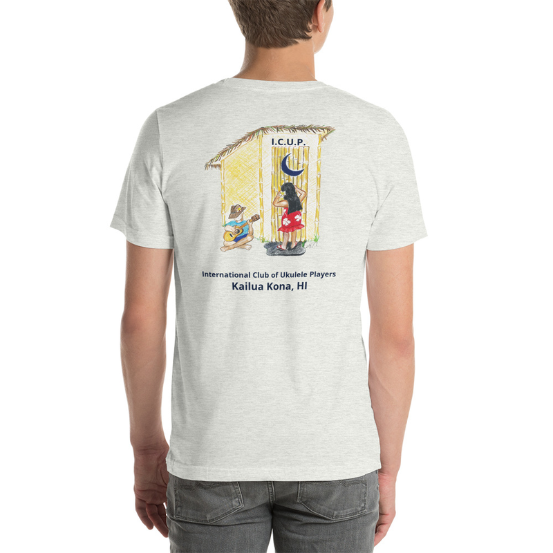Short-Sleeve Unisex T-Shirt Pastels