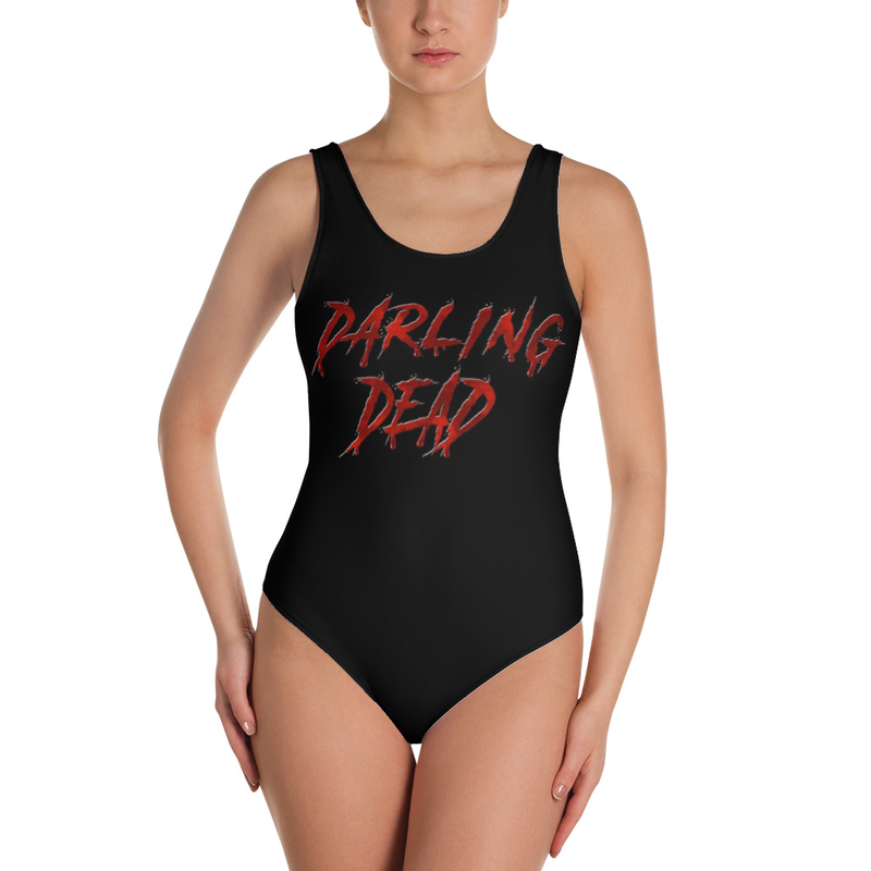 Darling Dead One-Piece Swimsuit