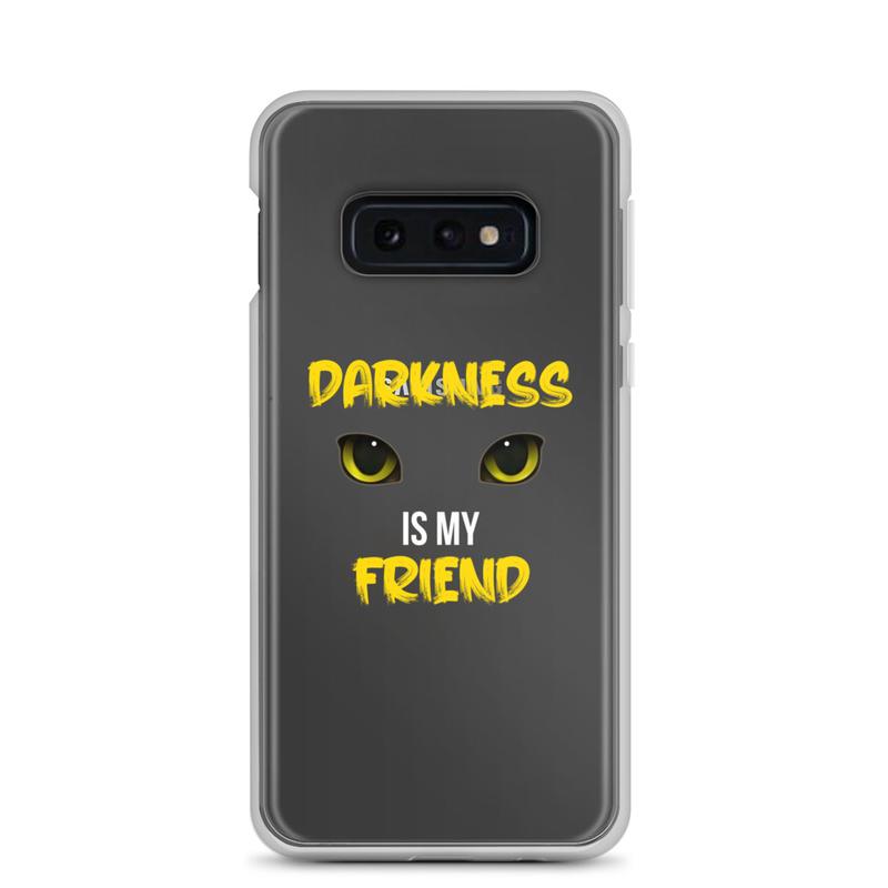 Darkness is My Friend Samsung Case
