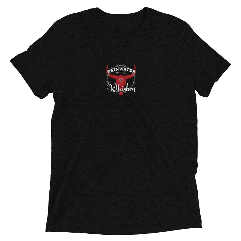 RWW Limited Edition Short sleeve t-shirt - Small Skull Logo (Front) Band Photo (Back)