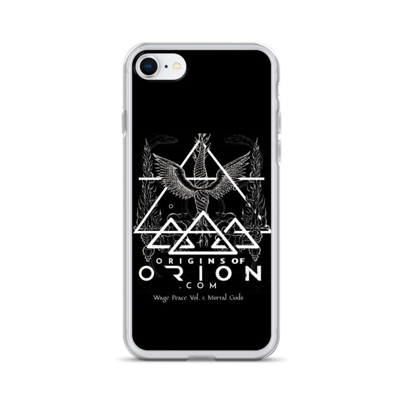 Origins Of Orion Mortal Gods iPhone Case copy