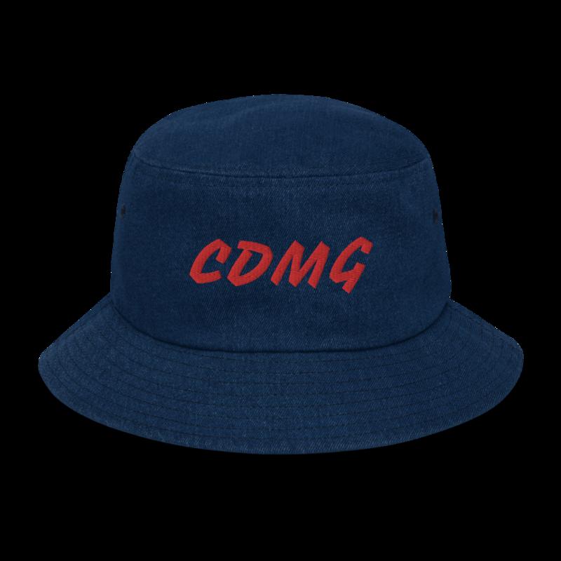 CDMG Denim bucket hat
