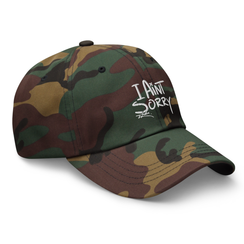"""""""I Ain't Sorry"""" Dad Hat"""
