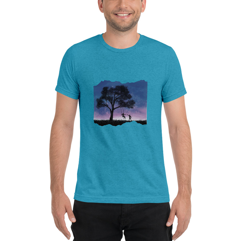 "Short sleeve ""Finding Again"" t-shirt"