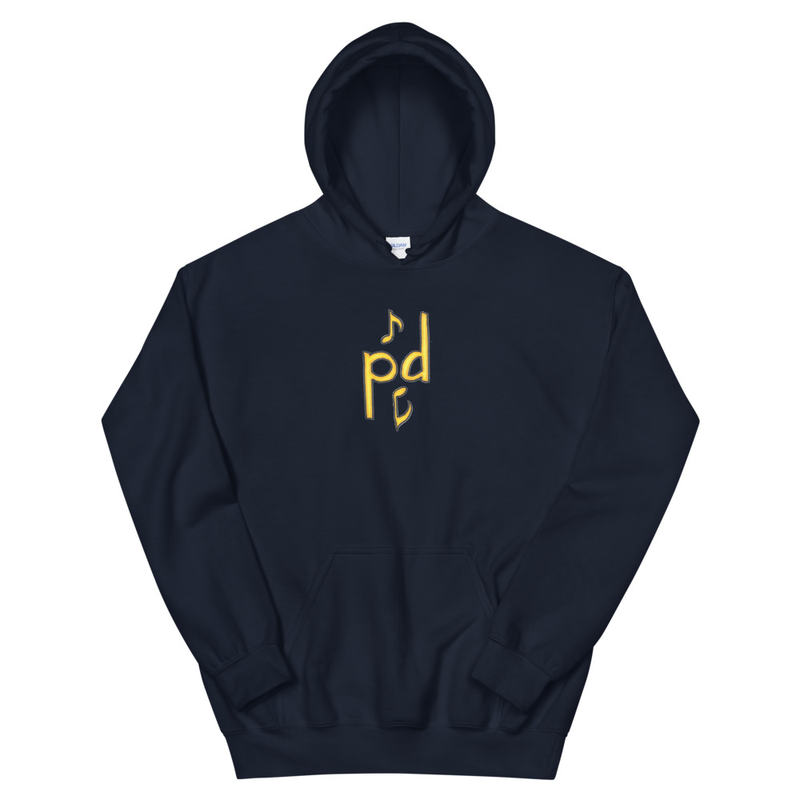 Peter Day Music Logo Unisex Hoodie