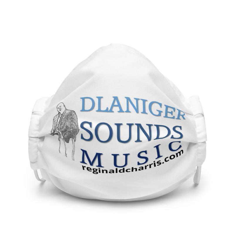 RCH - Premium face mask (DLS Music)