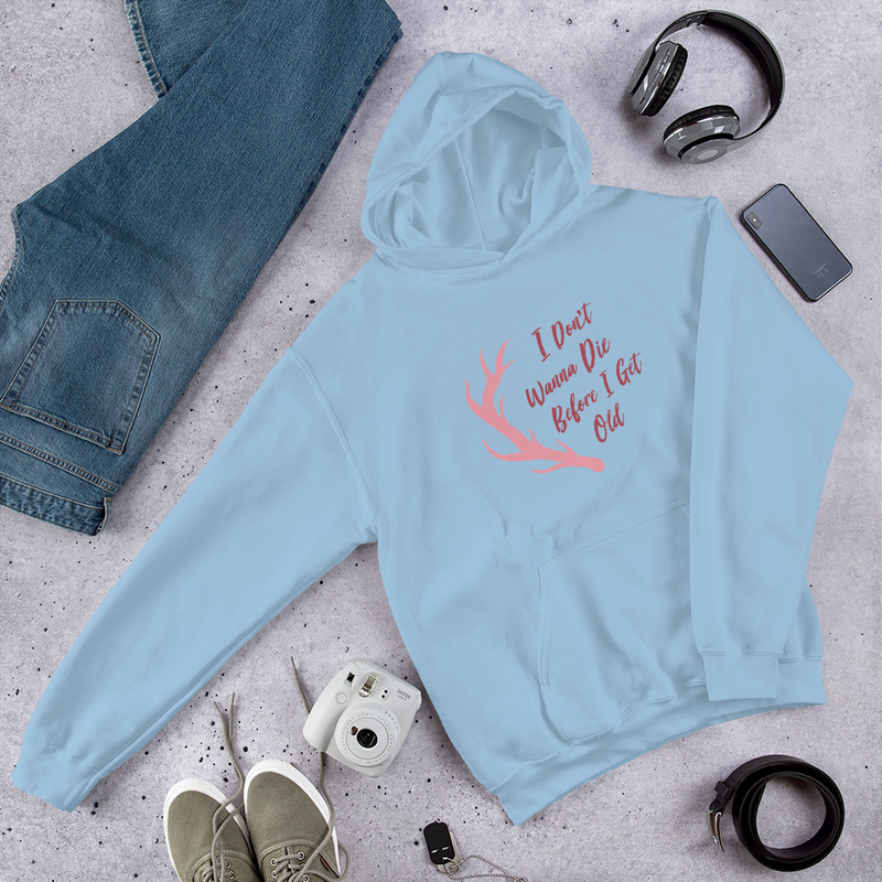 Placebo Quote Unisex Hoodie
