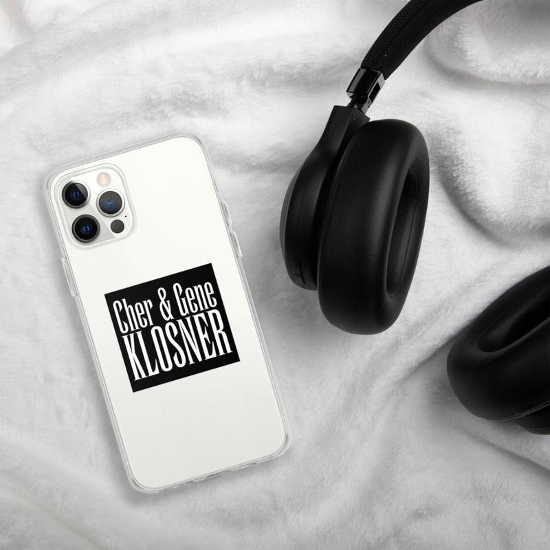 Cher & Gene Klosner iPhone Case