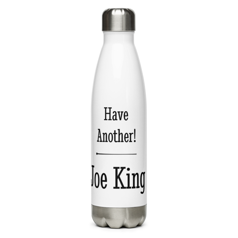 Have Another! Stainless Steel Water Bottle