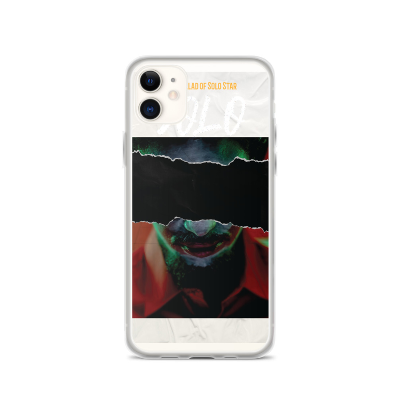 SOLO Album Cover iPhone Case