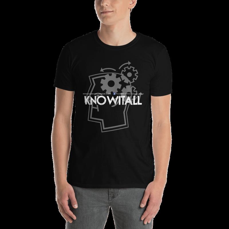 KnowItAll Short-Sleeve Unisex T-Shirt