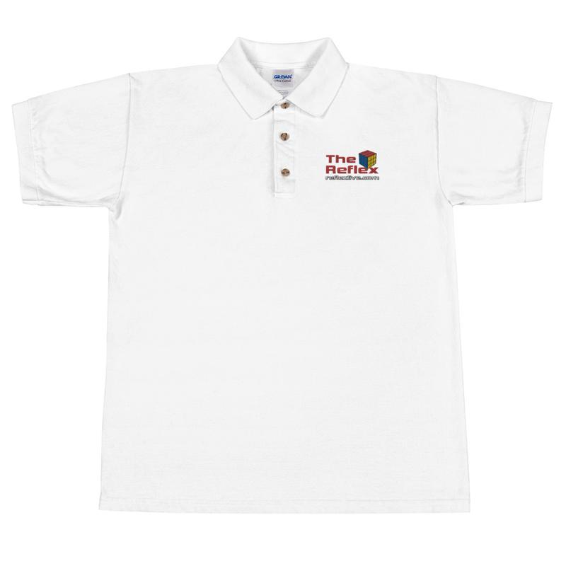 Reflex Stitched Logo Polo Shirt