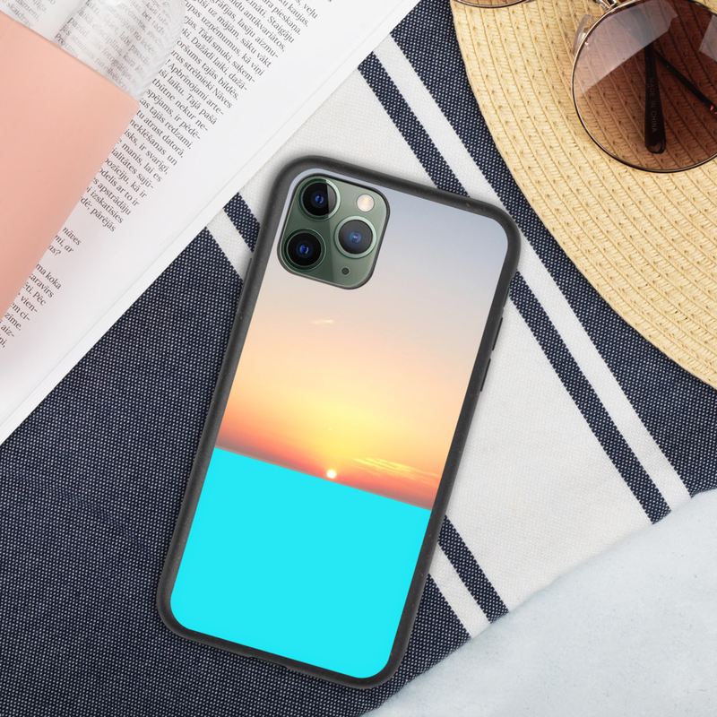 Aerial Biodegradable Iphone case