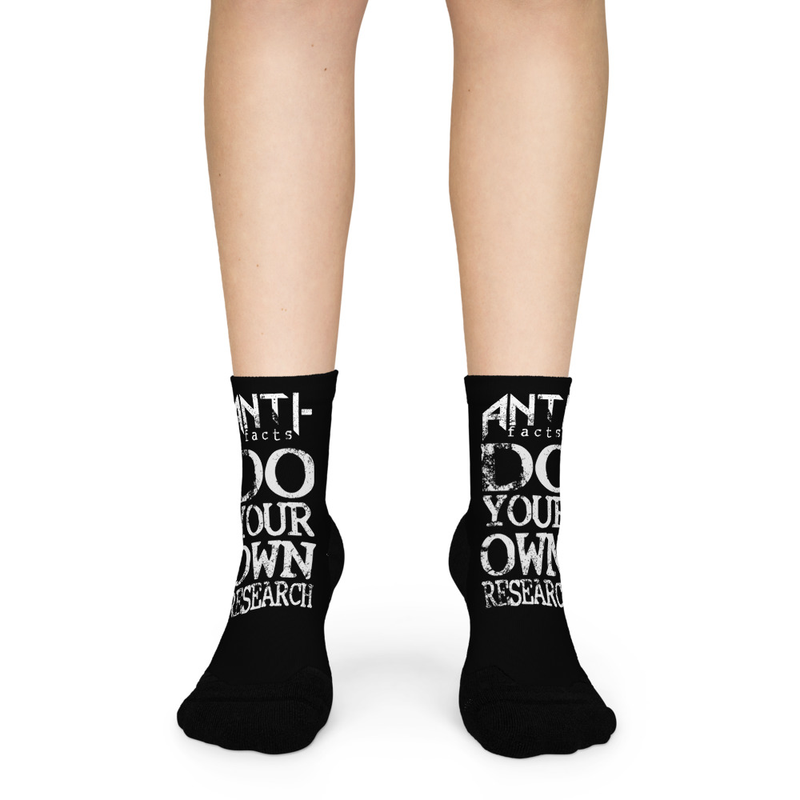 Anti-facts Ankle socks