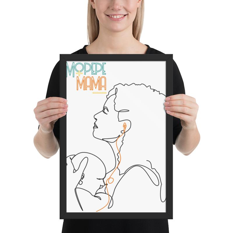 Mopepe Mama Poster
