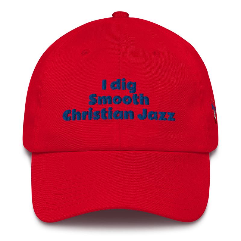 I Dig SCJ Cap