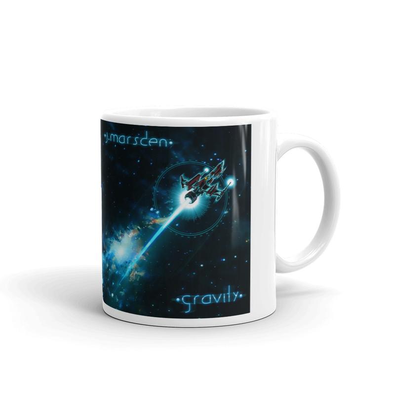 Gravity Poster Mug (11oz)