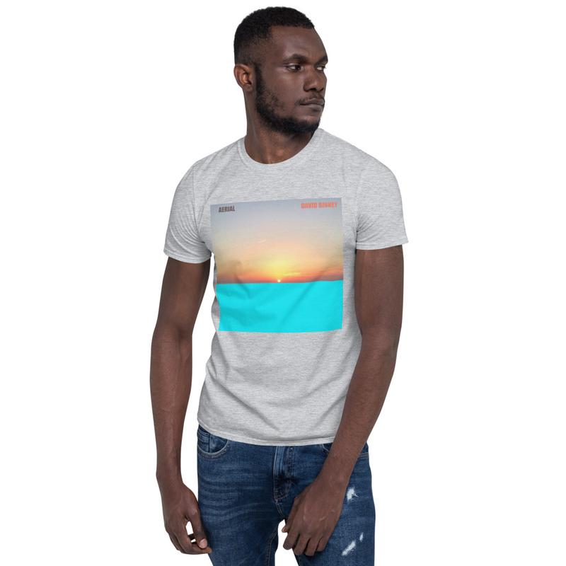 Aerial Short-Sleeve Unisex T-Shirt