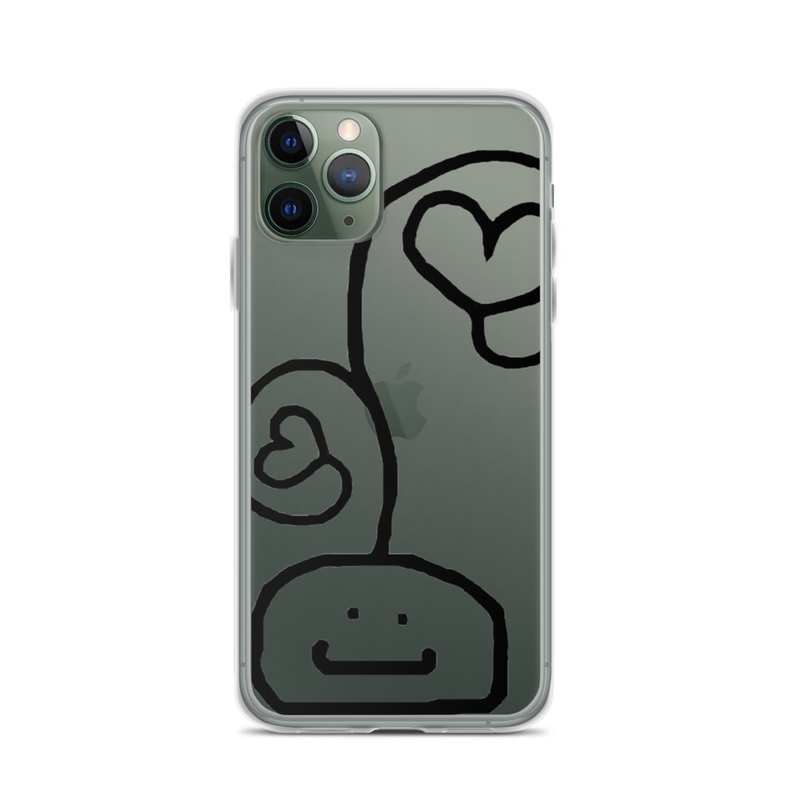 Send Me A Feeling iPhone Case
