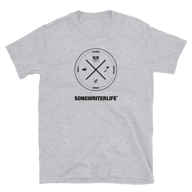 SONGWRITERLIFE CAMP Short-Sleeve T-Shirt