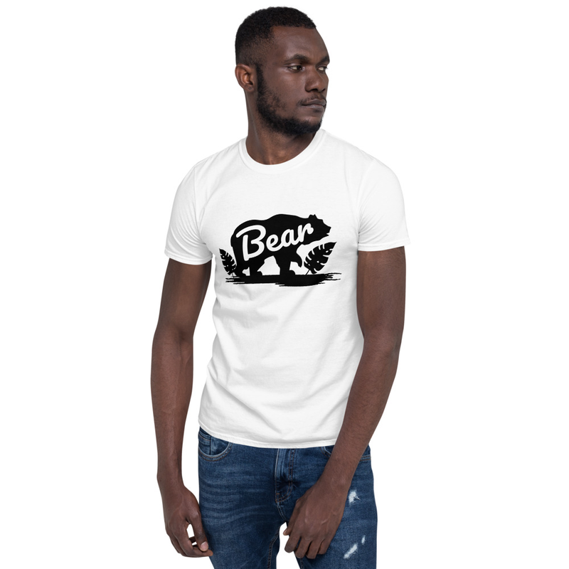 Short-Sleeve Unisex Bear T-Shirt