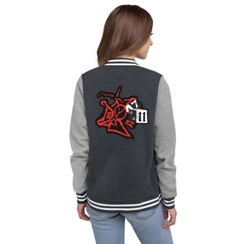 Women's DefBoy Letterman Jacket