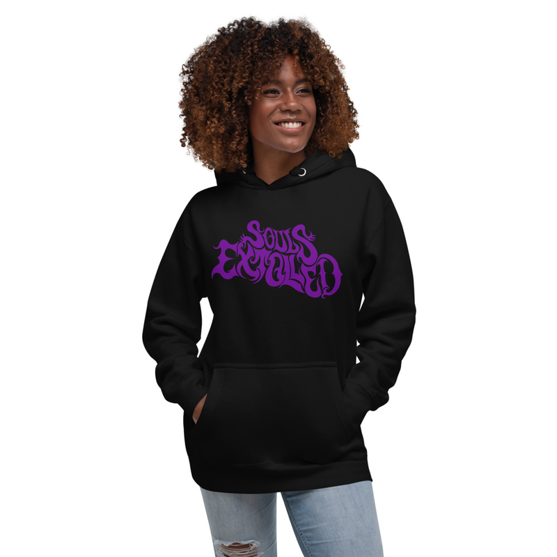 Deluxe Seraphic War Hoodie - Double Sided - Front Logo, Back Album Cover
