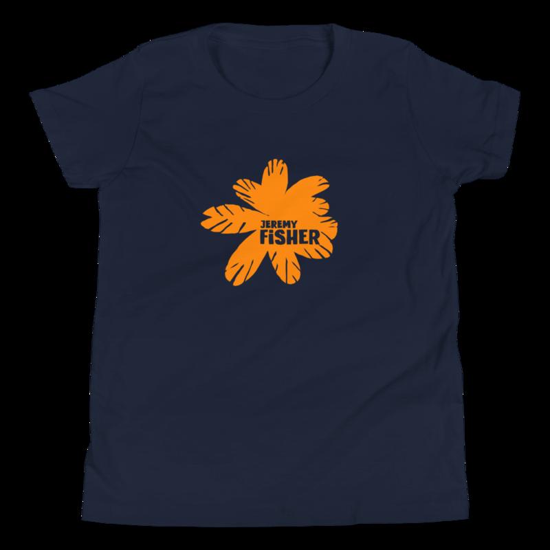 Jeremy Fisher Youth Short Sleeve T-Shirt