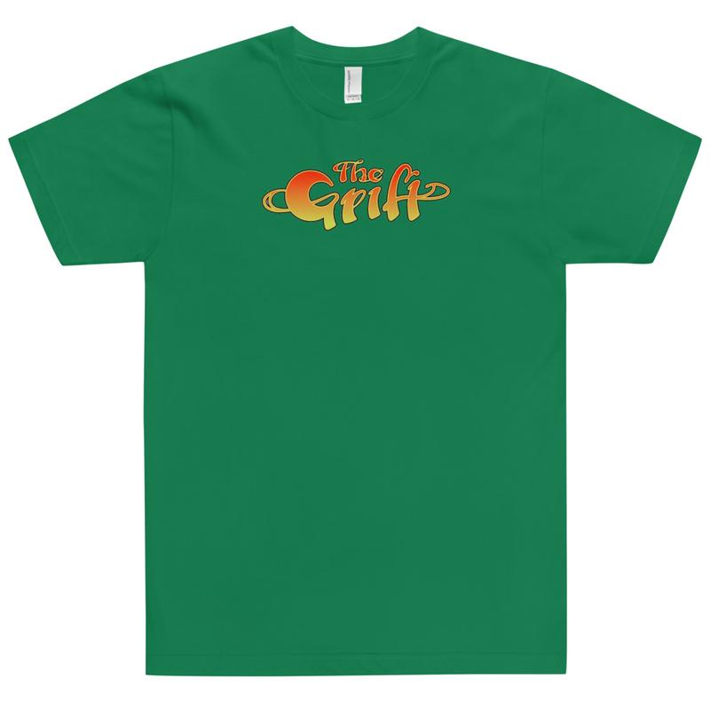 Unisex Short Sleeve T-Shirt - Script Logo (Made in USA!)