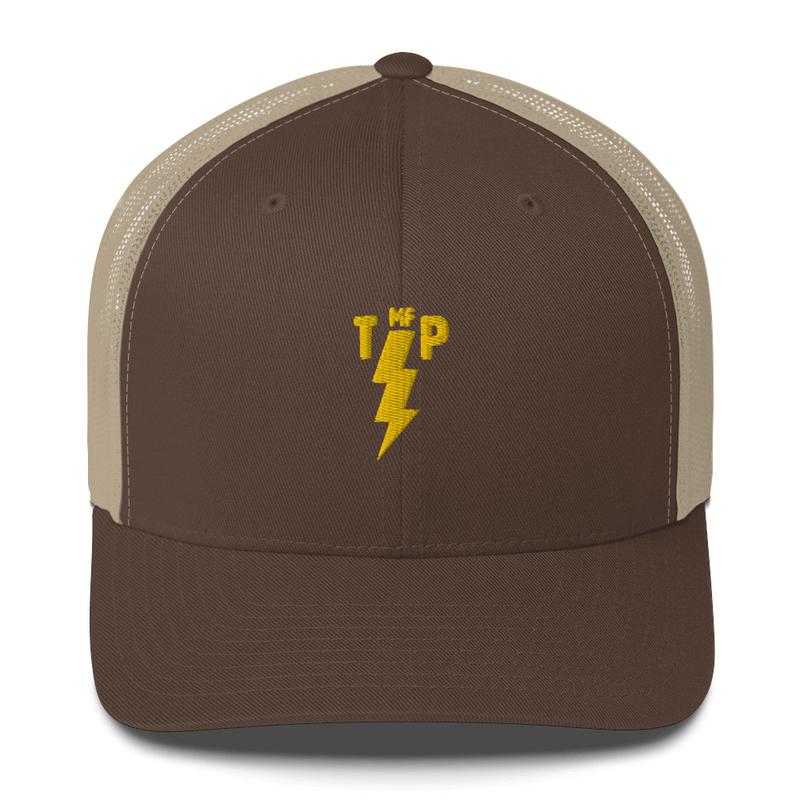 TMFP Bolt Trucker Cap