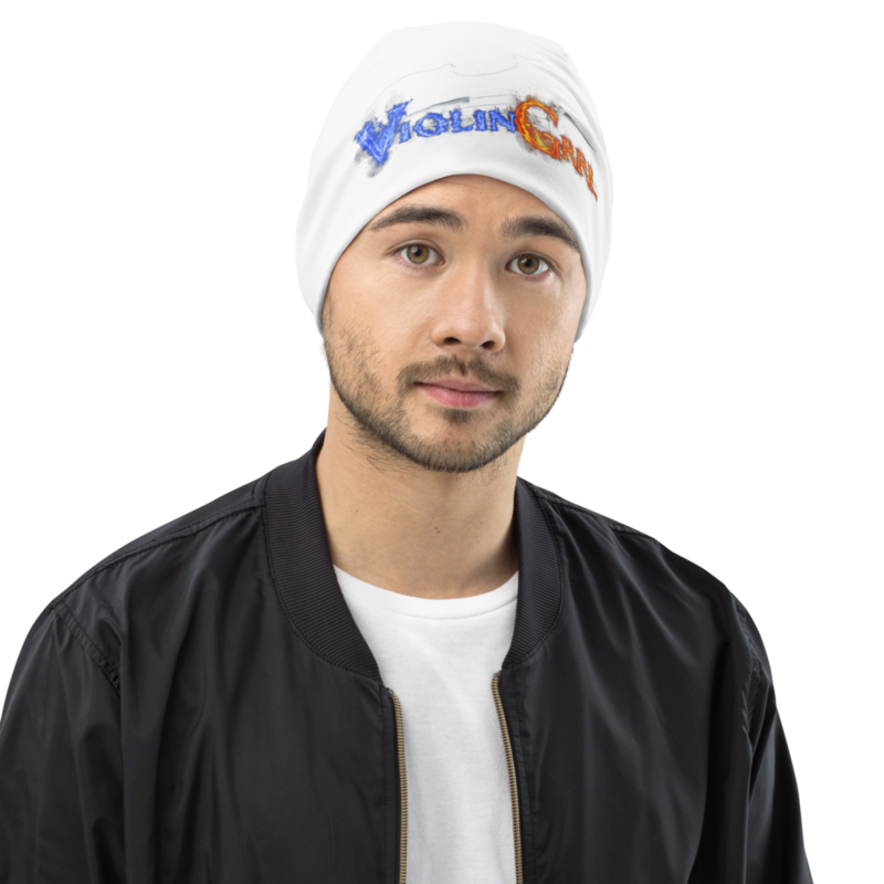 All-Over Print Beanie