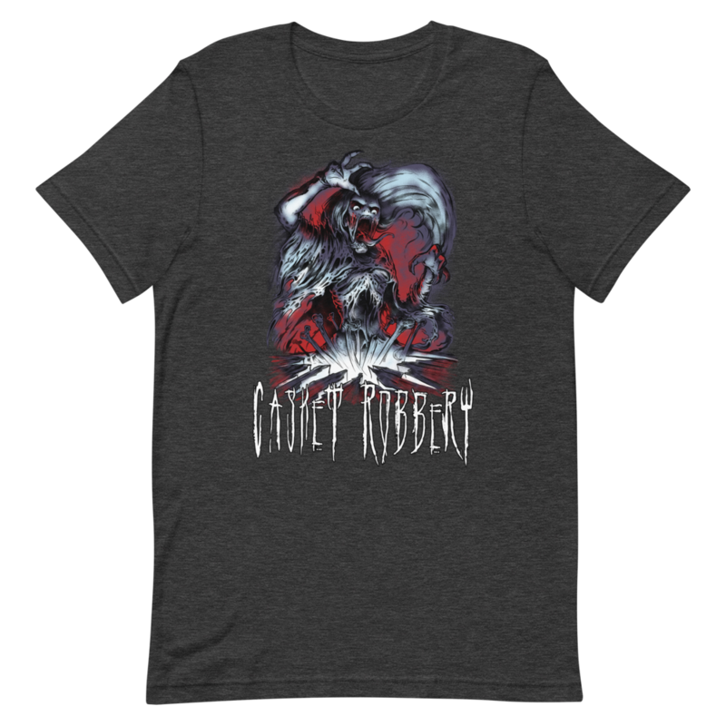 NEW! Necromancer Tee - Front and Back Print