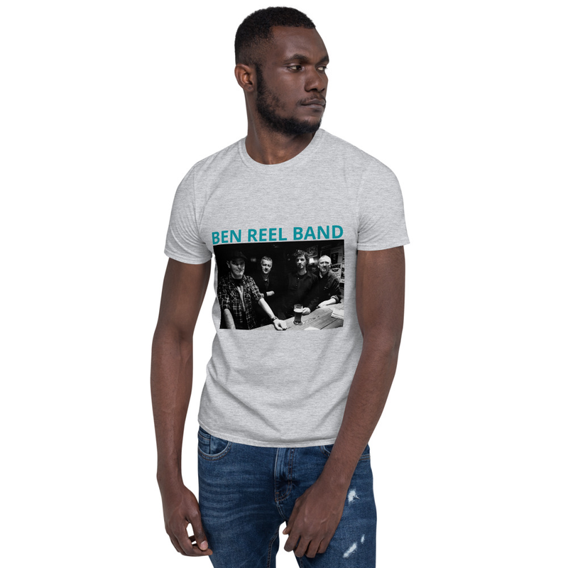 Ben Reel Band -Short-Sleeve Unisex T-Shirt