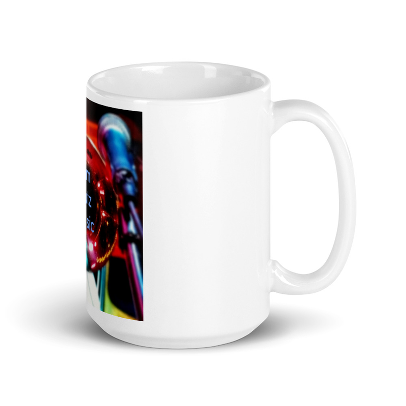 Jim Lutz Music - Mug