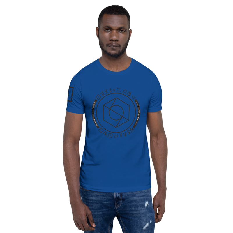 "HOS Short-Sleeve Unisex T-Shirt ""Killing Field"" Dakm Edition"