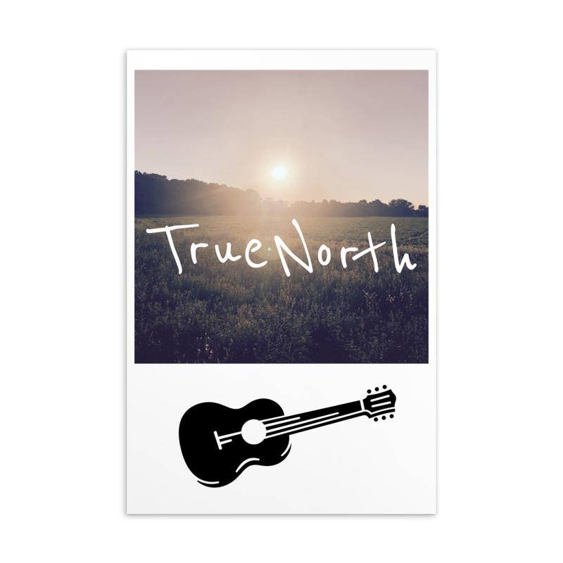 True North Postcard