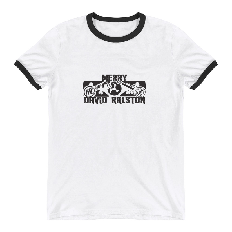 Merry & David Ringer T-Shirt