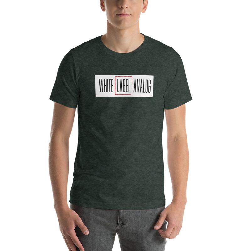 Unisex WLA Logo/Feelin' it Bella + Canvas Premium T-Shirt