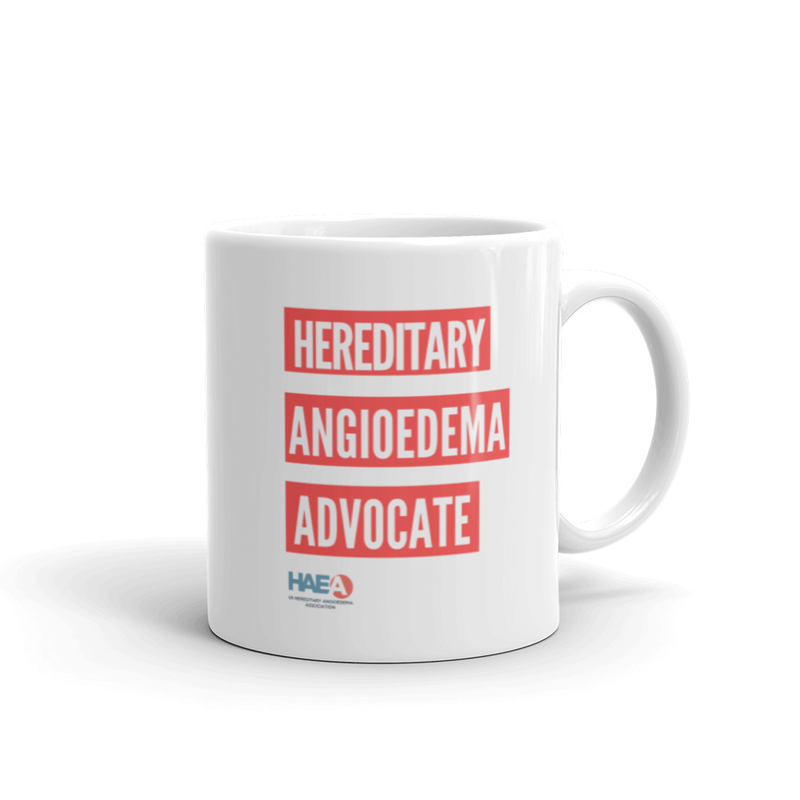 Drinkware - HAE Advocate Mug