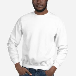 Unisex Crew Neck Sweatshirt | Gildan 18000