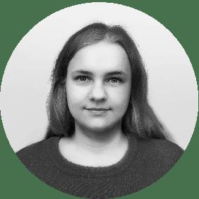 Graphic designer Marika